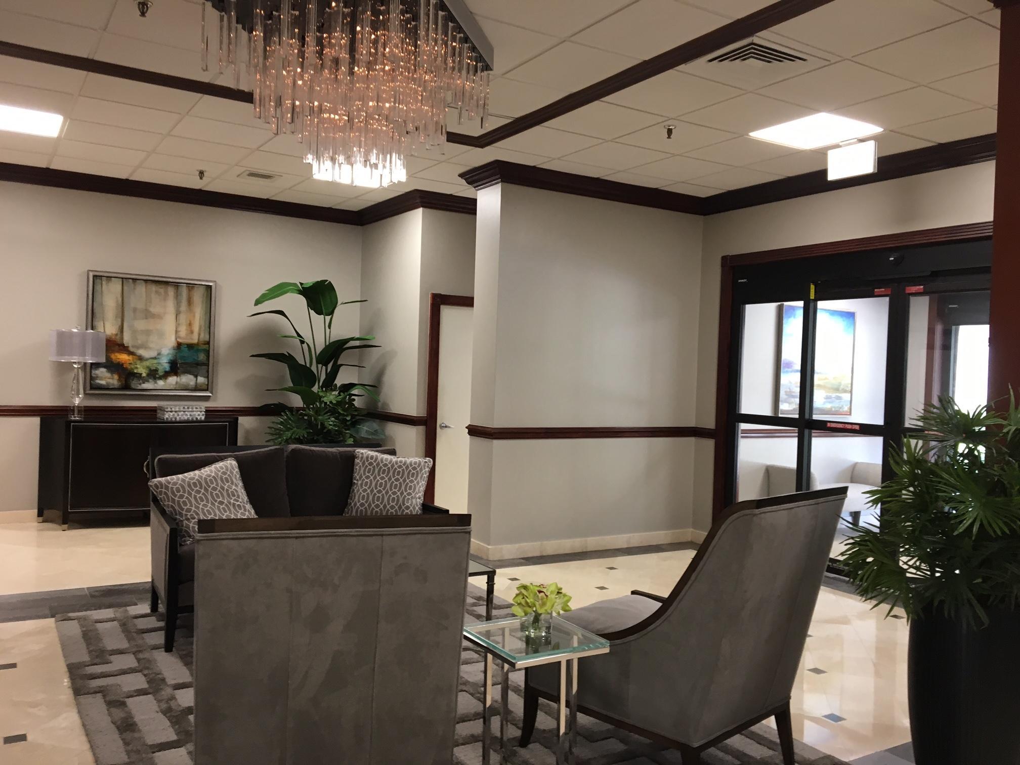 Oceantree Lobby