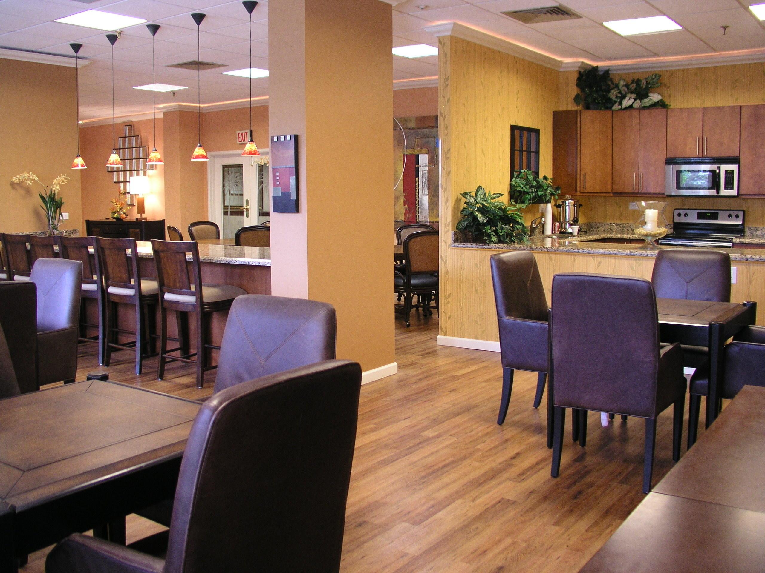 Oceantree Social Room