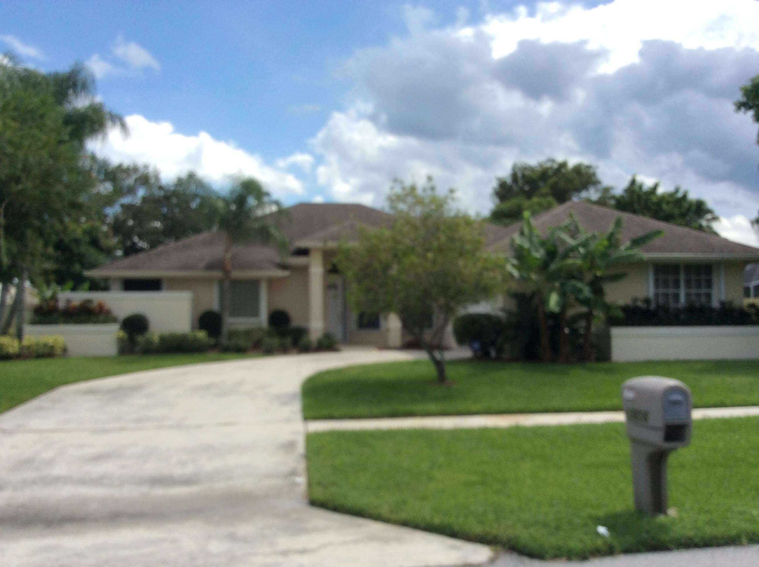 13656 Carlton Street Wellington, FL 33414