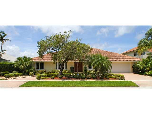 Home for sale in Walkers Cay Boca Raton Florida