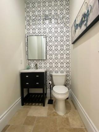 GUEST BATHROOM #6