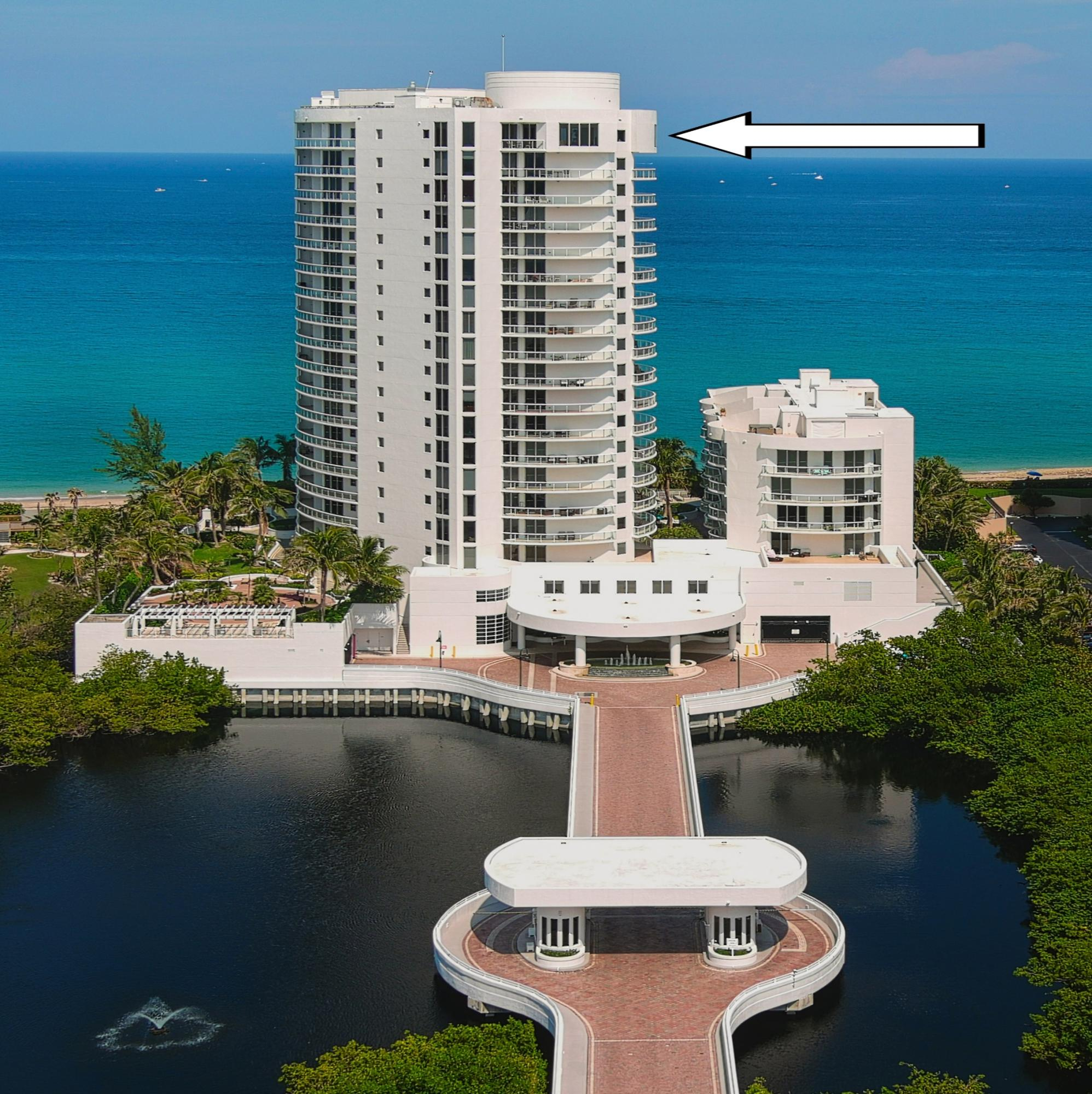 Home for sale in Beachfront Singer Island Florida