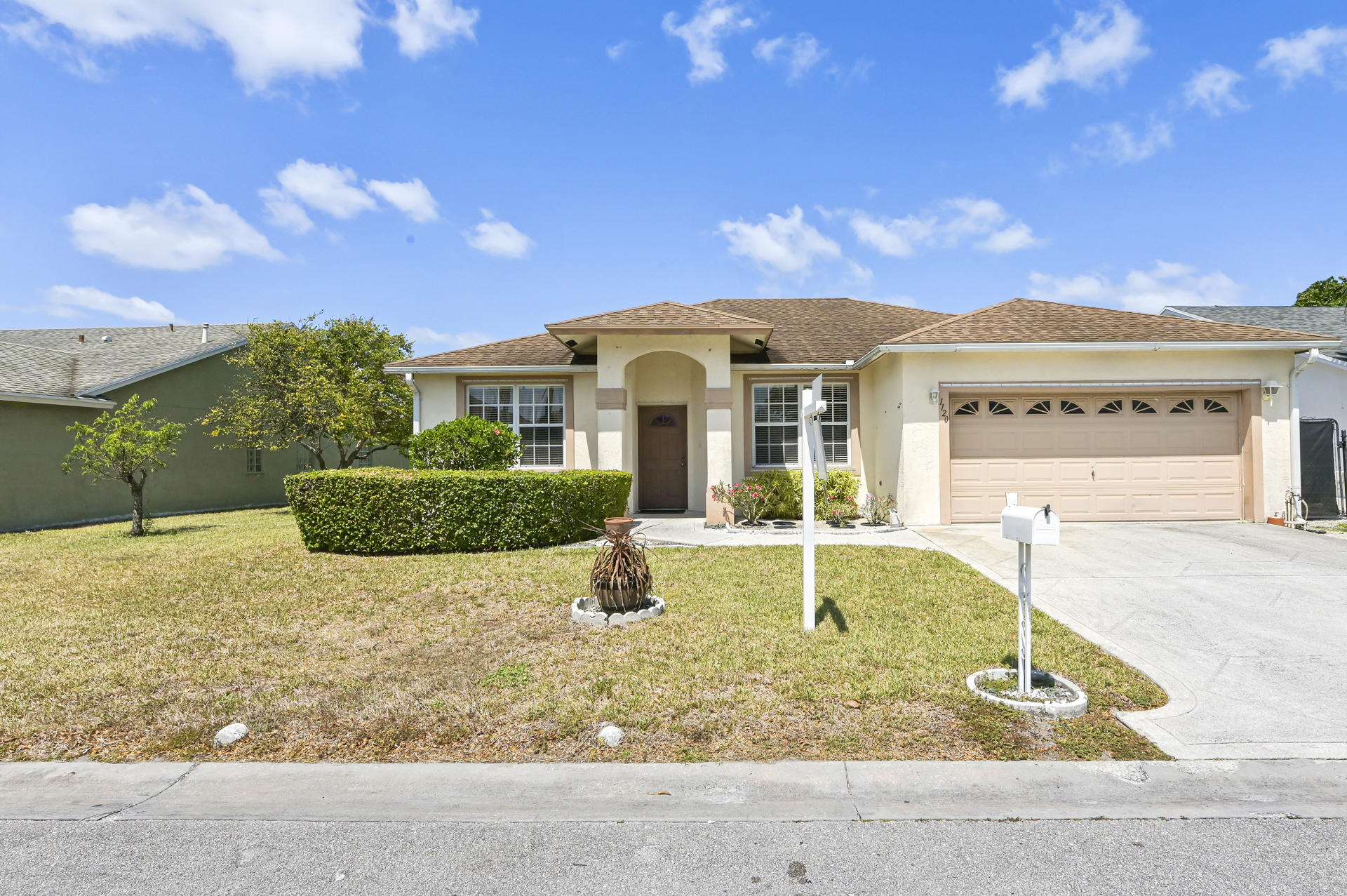 Home for sale in OLIVE TREE PAR 6B Greenacres Florida
