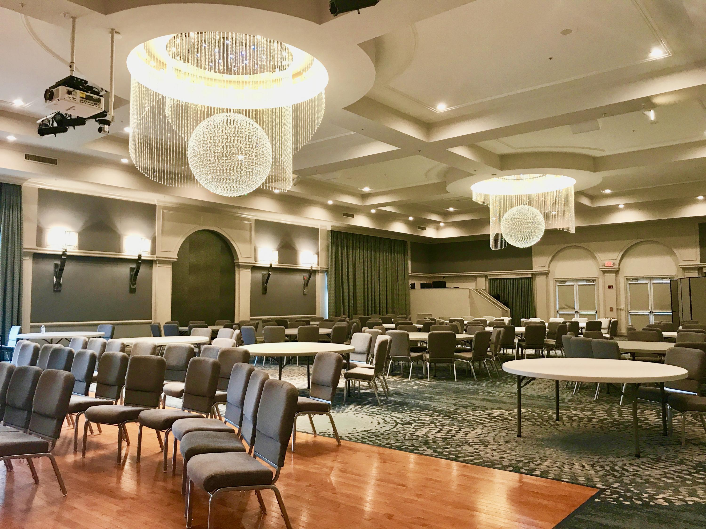 Ballroom/multipurpose rooms