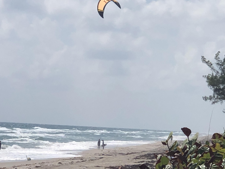 Beach near by