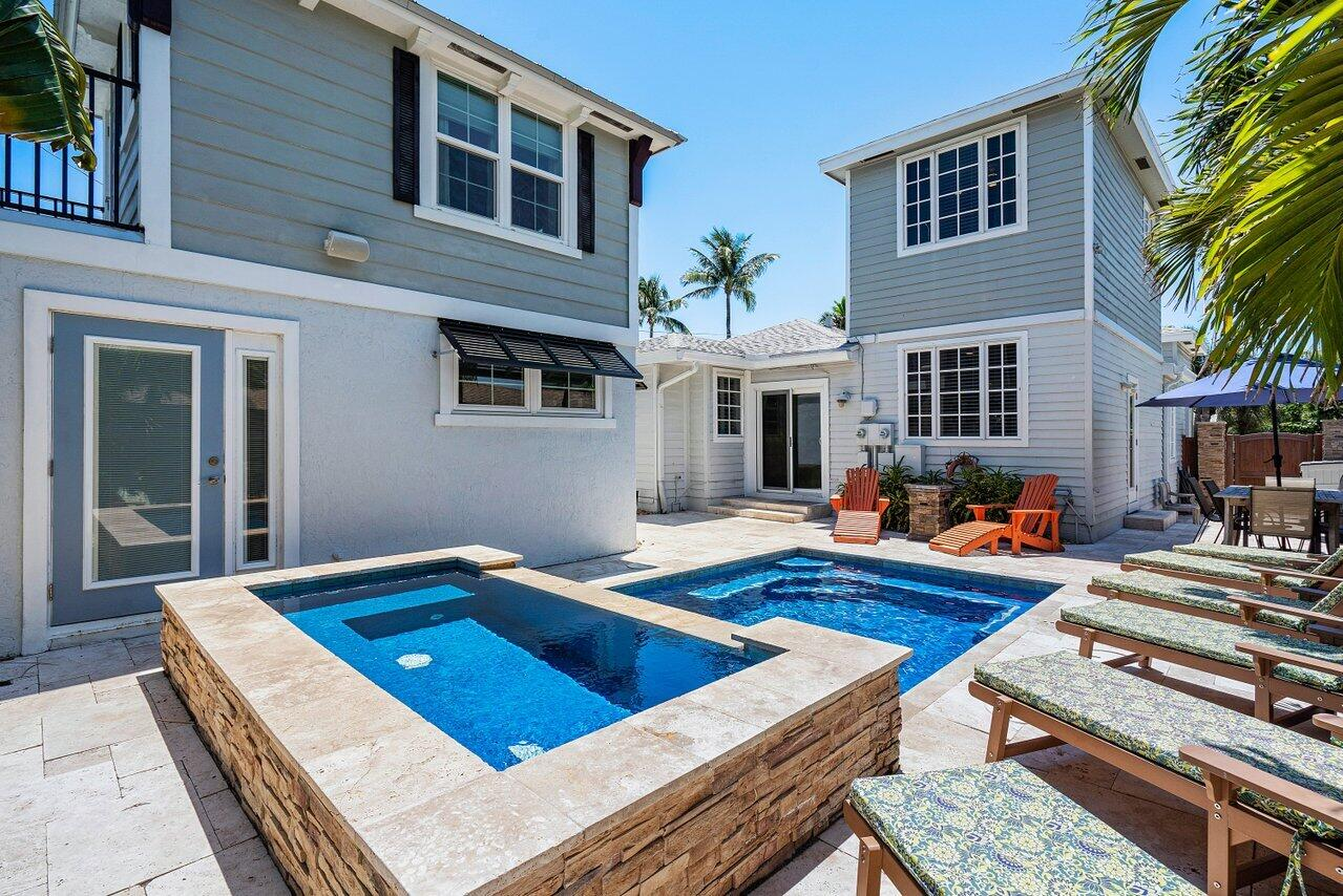 Home for sale in East Delray Beach 1 Block To Beach & Atlantic Ave Delray Beach Florida