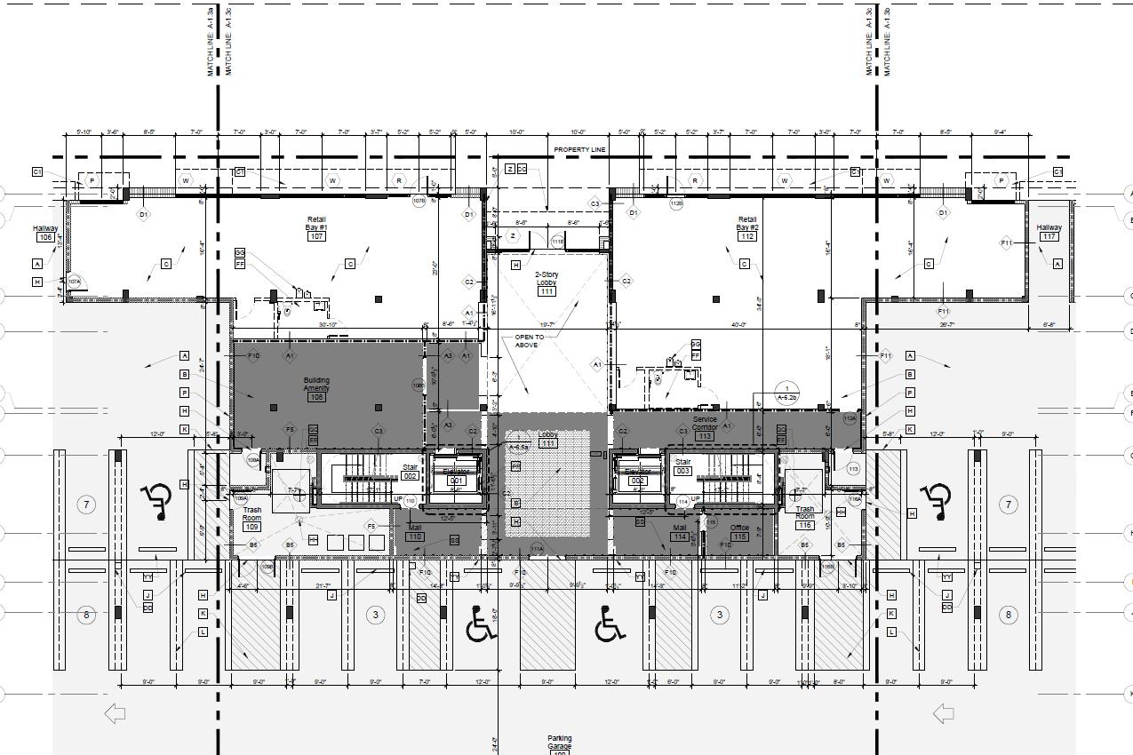 building plan both bays