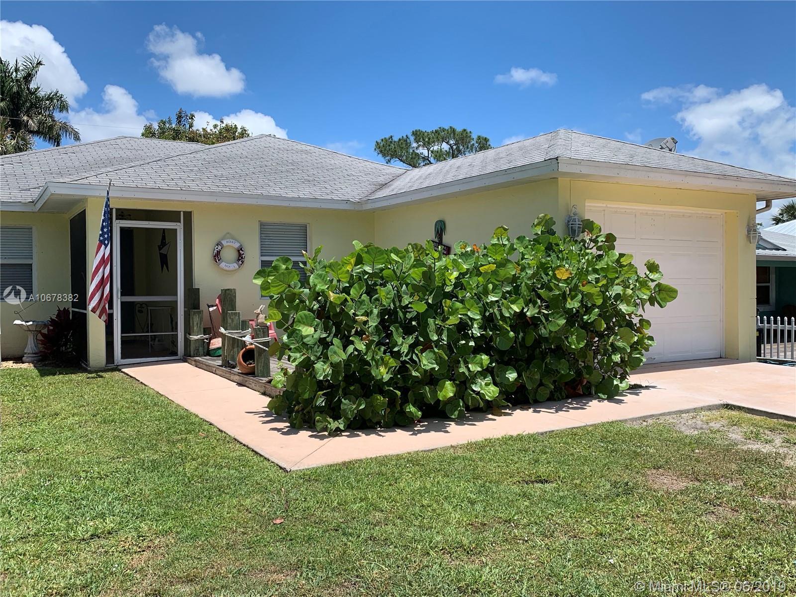1057 SW Spruce Street Palm City, FL 34990
