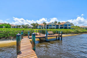 View of Condo from Deeded Dock