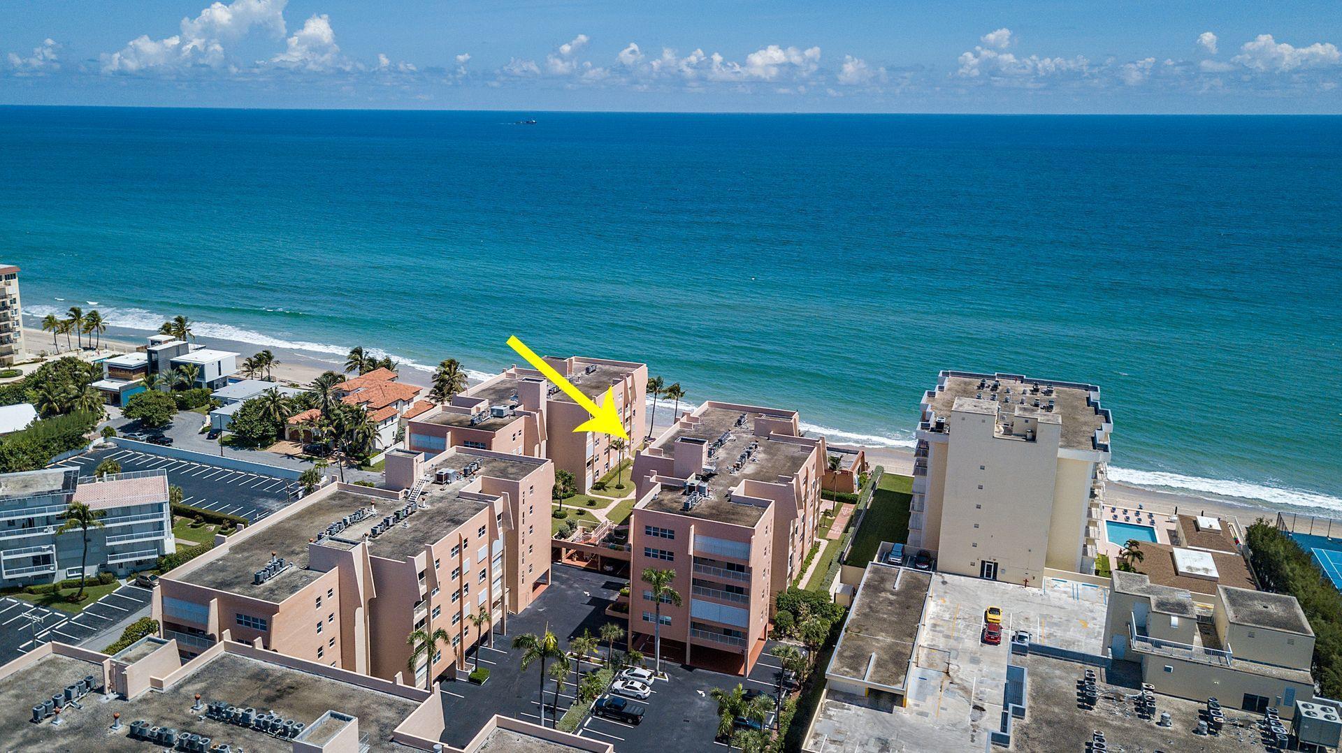 Home for sale in PALMSEA CONDO South Palm Beach Florida