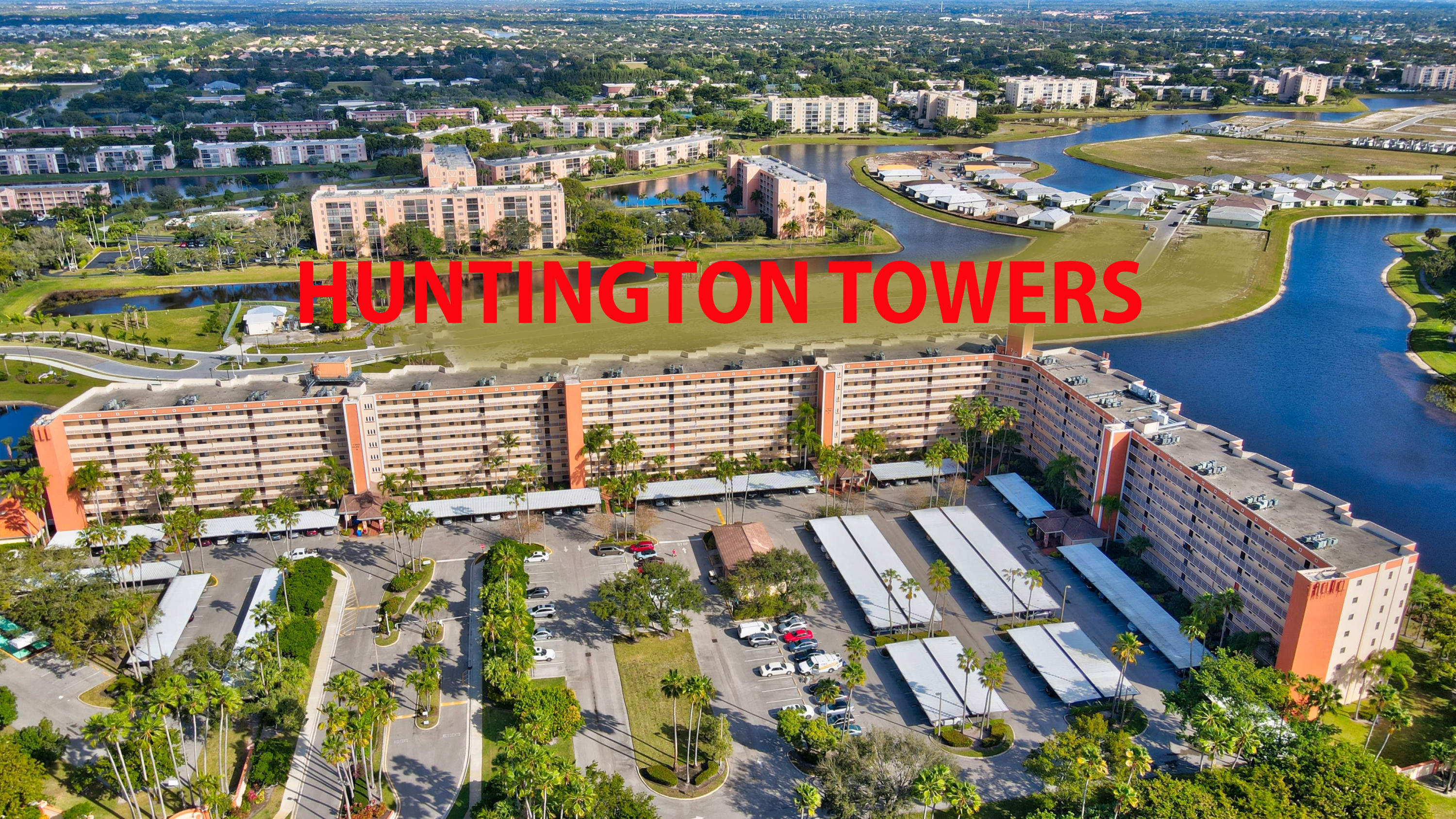Home for sale in Huntington Towers Delray Beach Florida