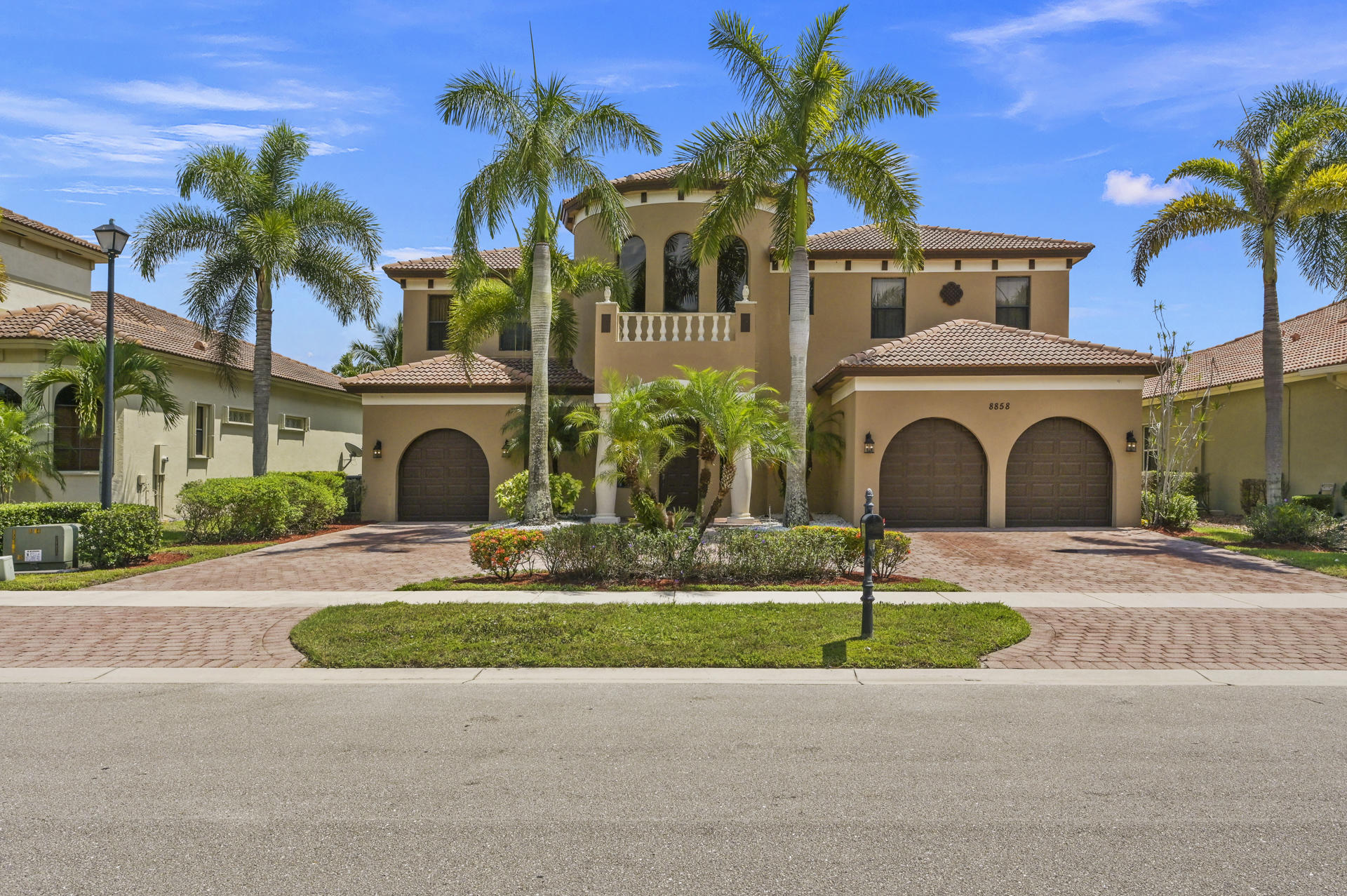 Home for sale in Club Estates Lake Worth Florida