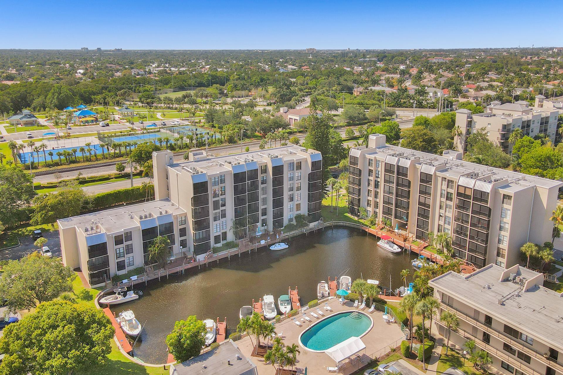 Home for sale in Boca Bayou Condo 01-04 Boca Raton Florida