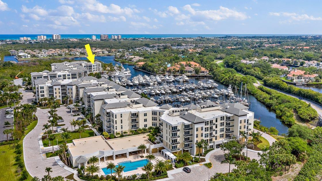 Magnificent intracoastal sunrise, as well as sunset views from this one of a kind luxurious SOUTH FACING Penthouse just blocks from the ocean. Elegance begins as you step from your private keyed elevator to an open floor concept coupled with 12' Floor to ceiling windows FACING EAST SOUTH AND WEST allowing for intracoastal views from nearly every room AND the oversized balconies. Luxury continues with high-end finishes, custom cabinetry, full size wine cuvee, walk-in closets, bonus room, fireplace, electric shades & more. This Concierge community has endless amenities; 24/7 manned gate, full service marina, dock availability, business center, lockers & sauna, putting green & golf simulator. Temperature controlled garage, heated pool & spa, fitness center, club room & climate controlled wine
