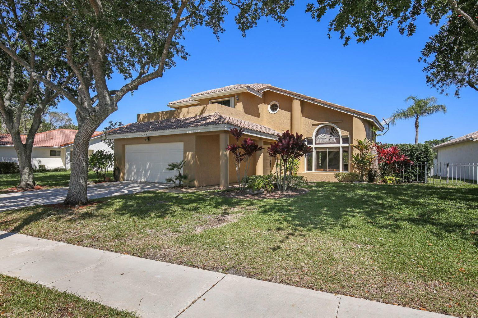Home for sale in TRACT G OF MISSION BAY Boca Raton Florida