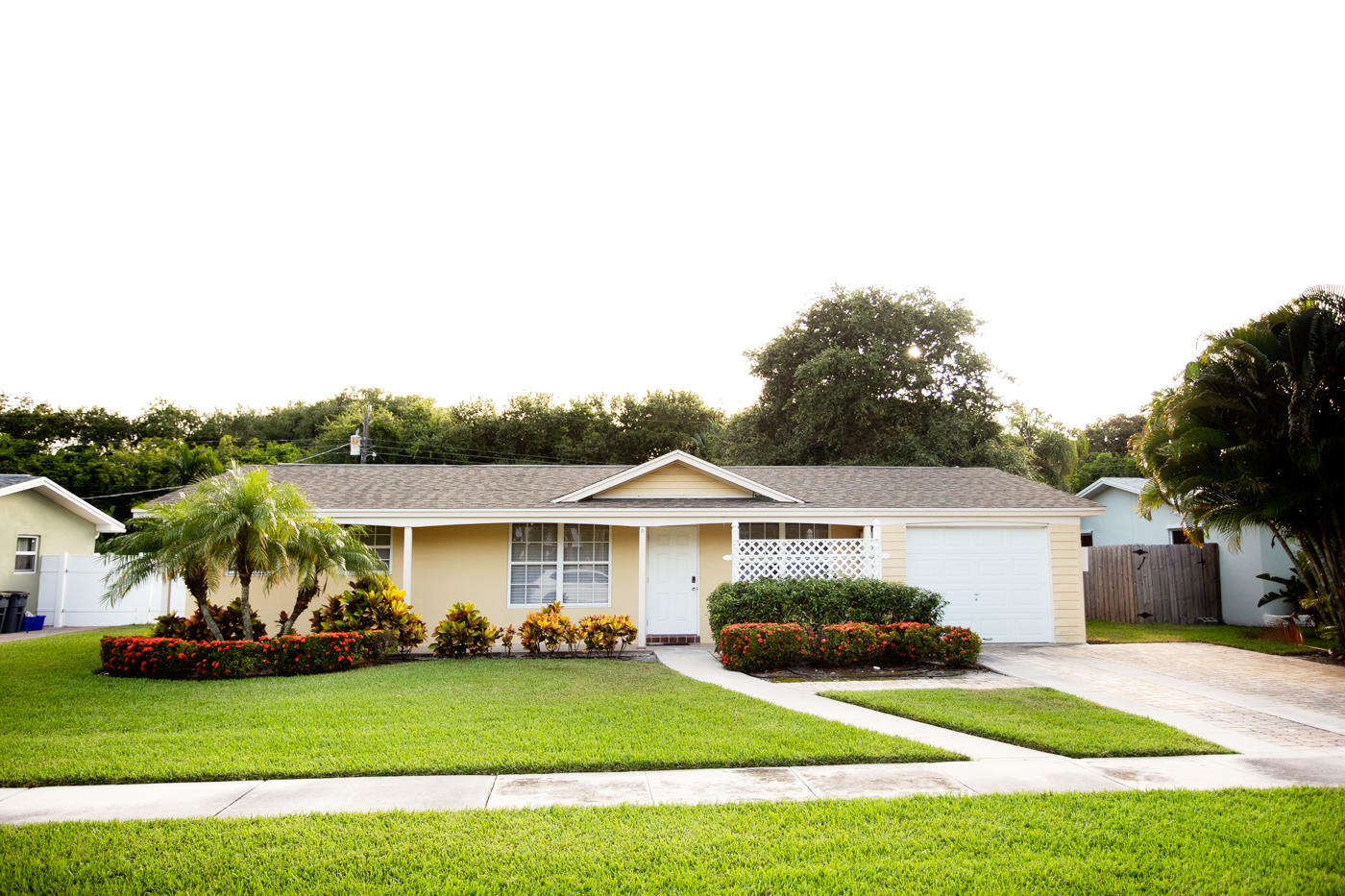 Home for sale in Tropic Vista Tequesta Florida