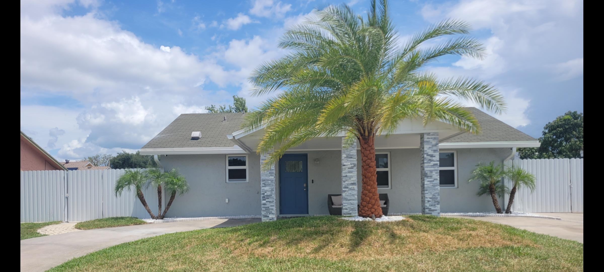 Home for sale in COUNTERPOINT ESTATES 3 Royal Palm Beach Florida