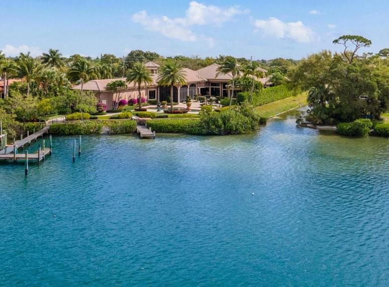 Home for sale in RIVERSIDE ON THE LOXAHATCHEE Tequesta Florida