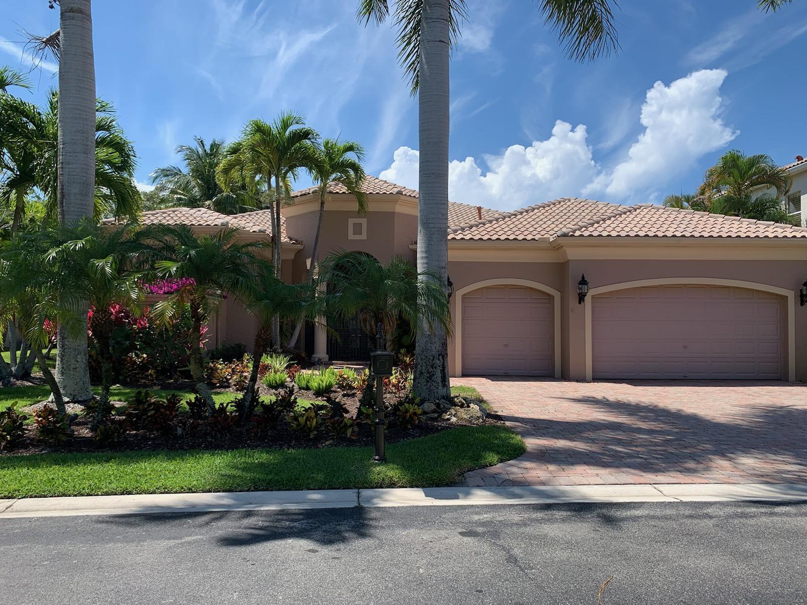 125 Vizcaya Estates Drive Palm Beach Gardens, FL 33418