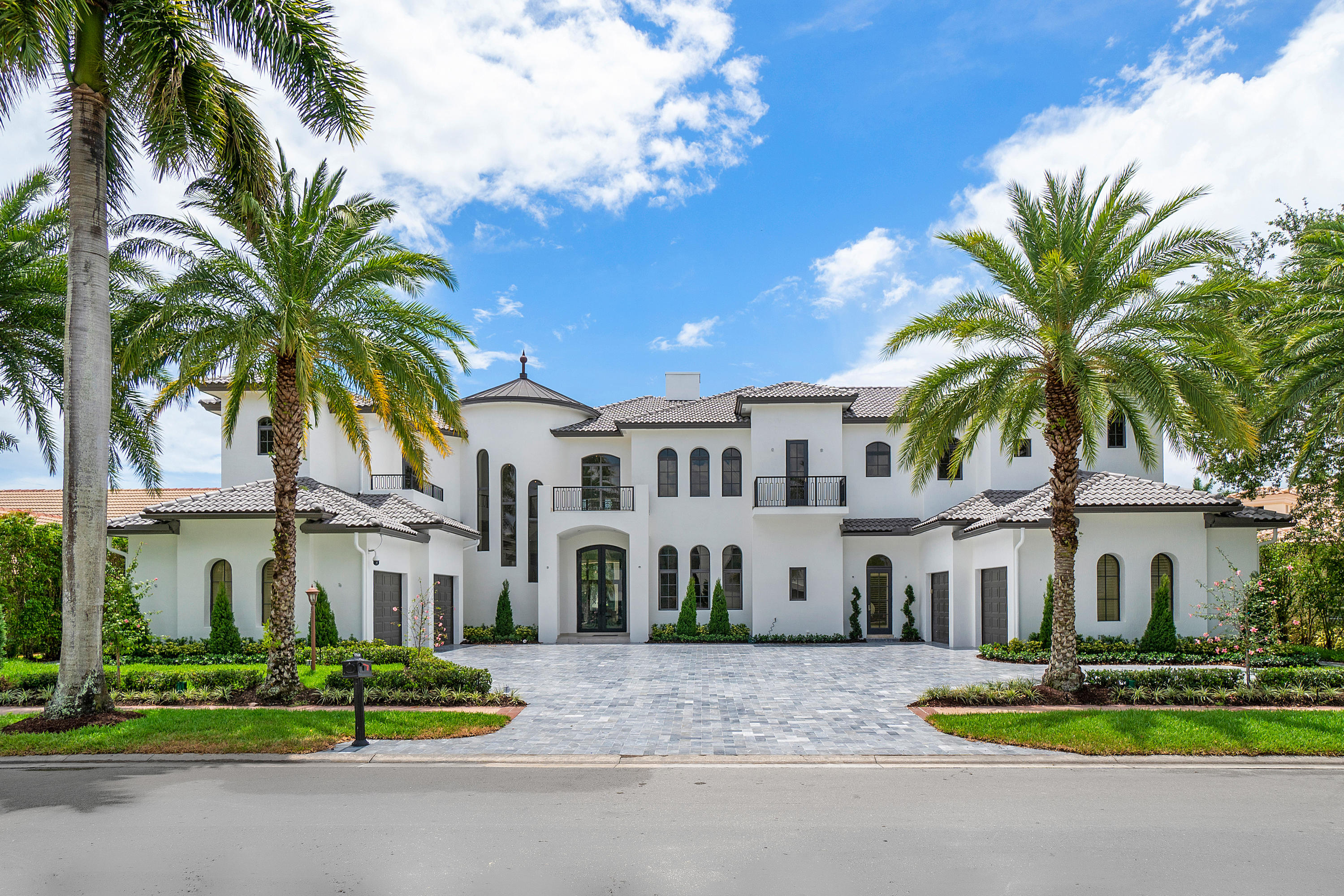 Home for sale in St. Andrews Country Club Boca Raton Florida