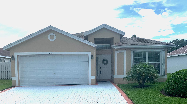 Home for sale in OLIVE TREE PAR 5D Greenacres Florida