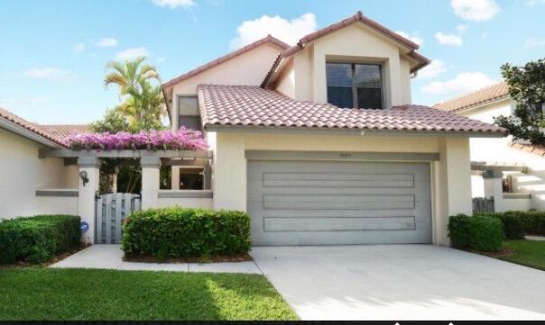 Home for sale in wimbledon villas of via verde Boca Raton Florida