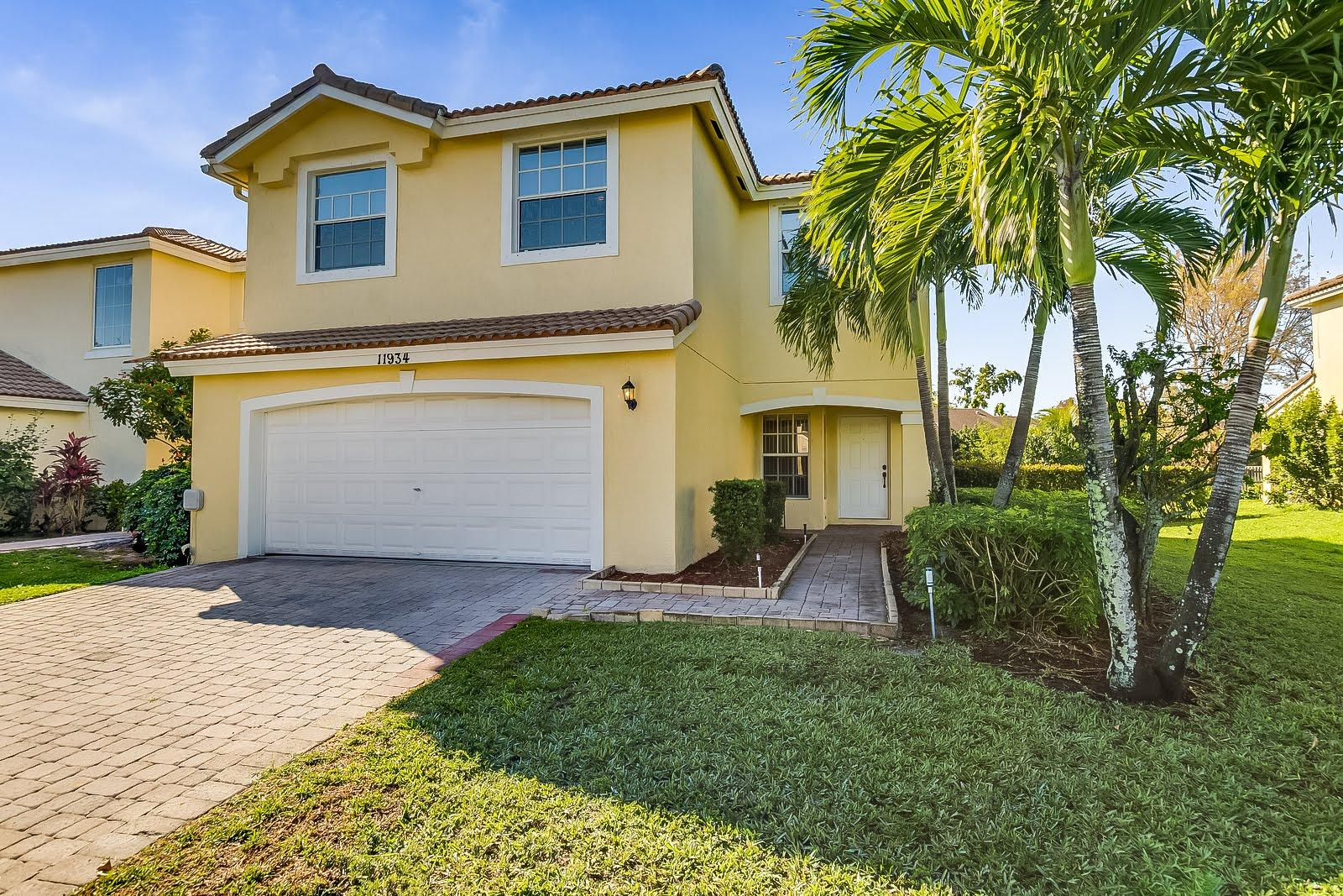 Home for sale in Park Place Wellington Florida