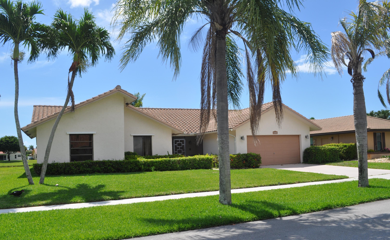 2640 SW 23rd Cranbrook Court  Boynton Beach FL 33436