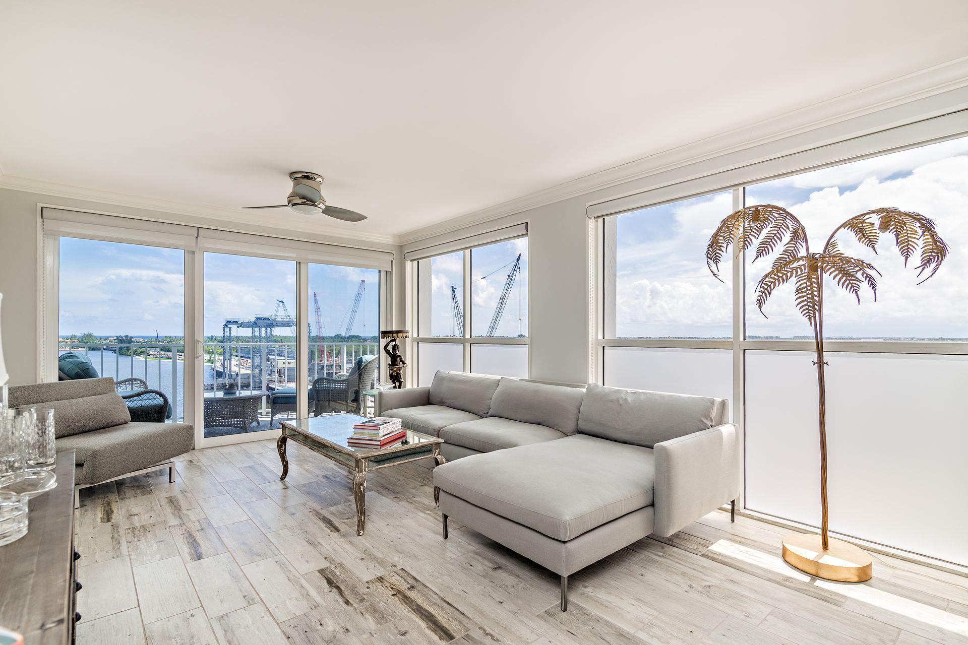 Home for sale in Harbor Towers Marina West Palm Beach Florida