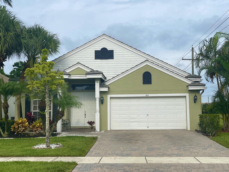 160 Kensington Way Royal Palm Beach, FL 33414