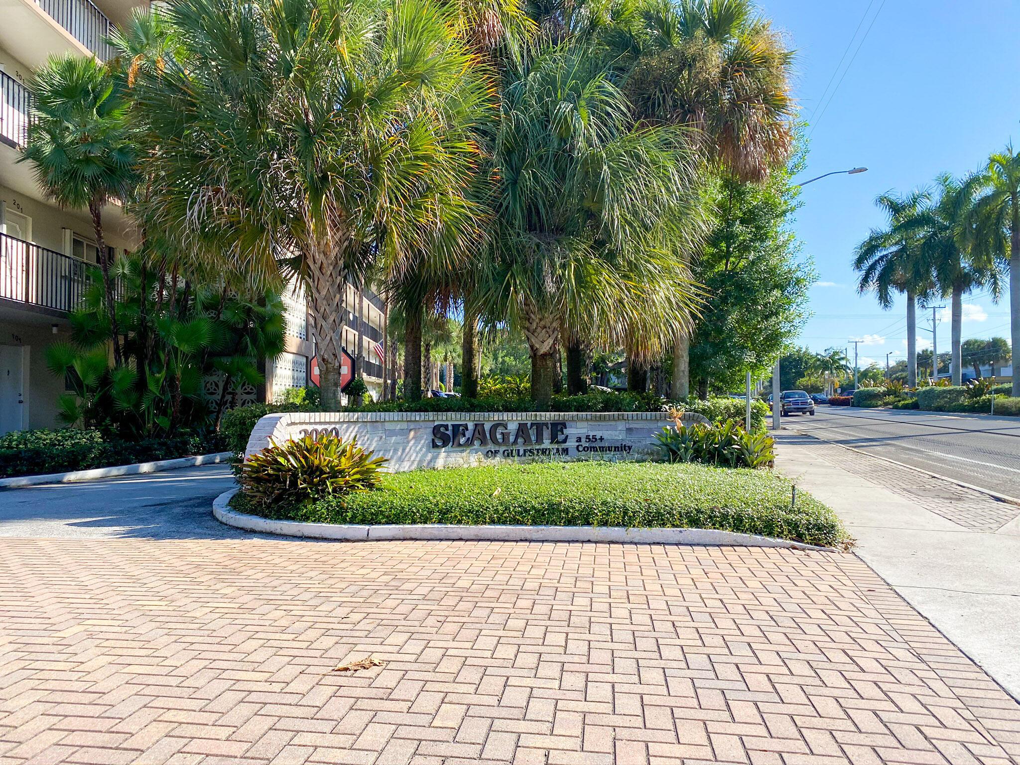 Home for sale in Seagate Of Gulfstream Boynton Beach Florida