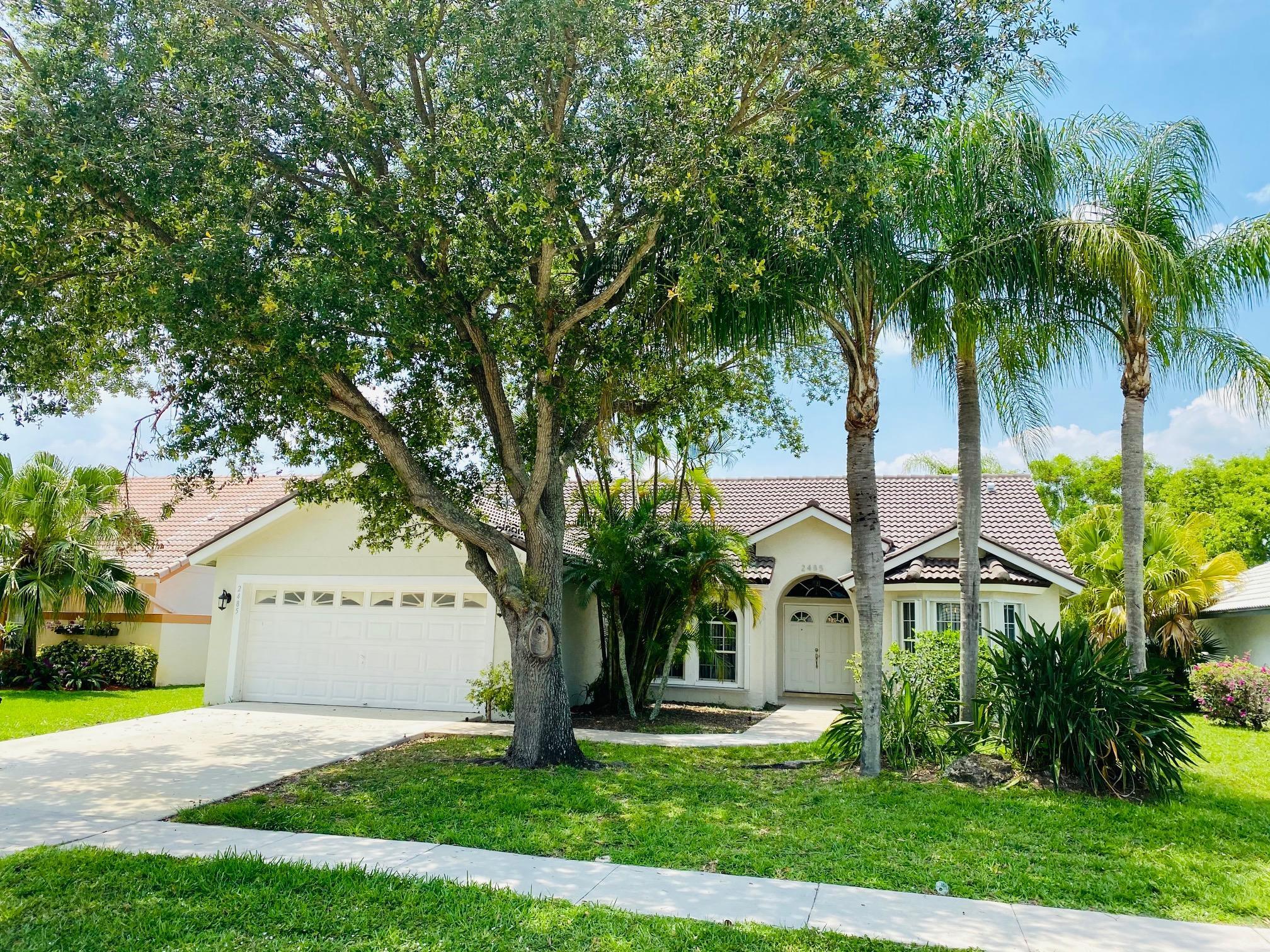 2485 Stonegate Drive Wellington, FL 33414