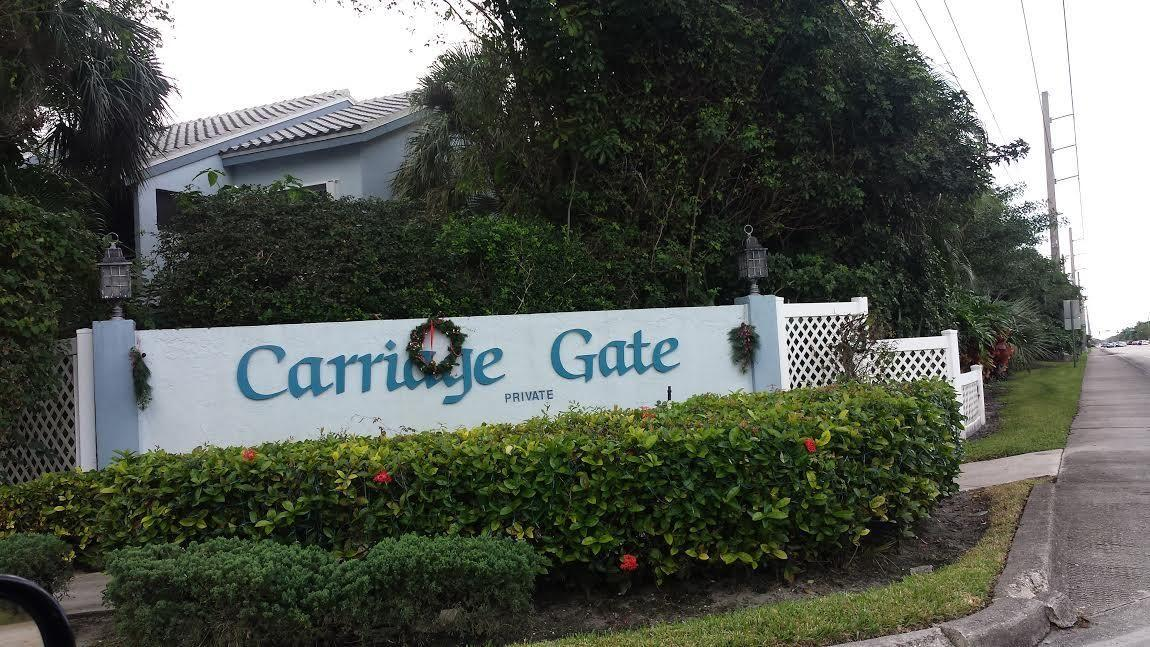 Home for sale in Cariage Gate Condo Boynton Beach Florida