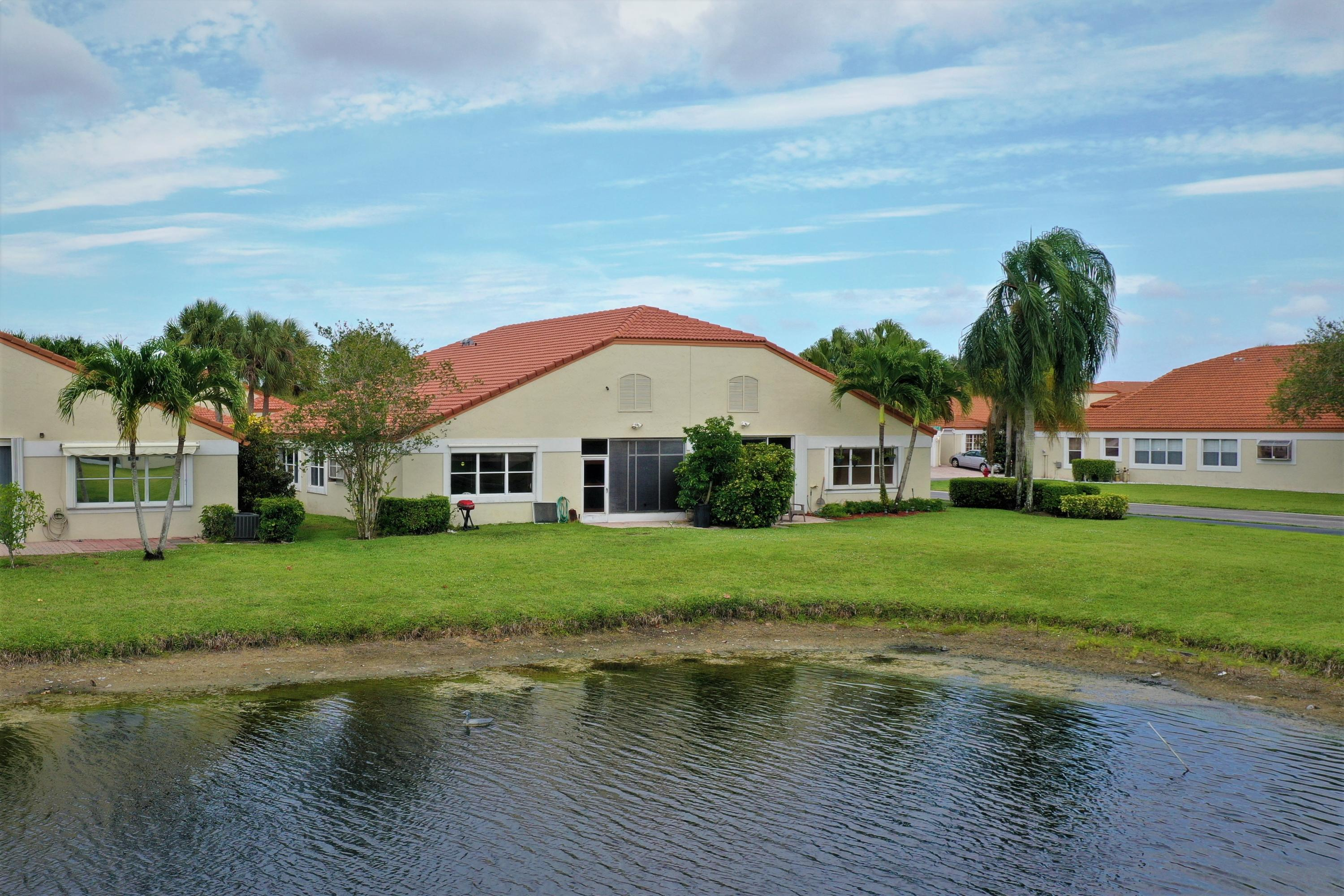 Home for sale in Waterways At Delray Delray Beach Florida
