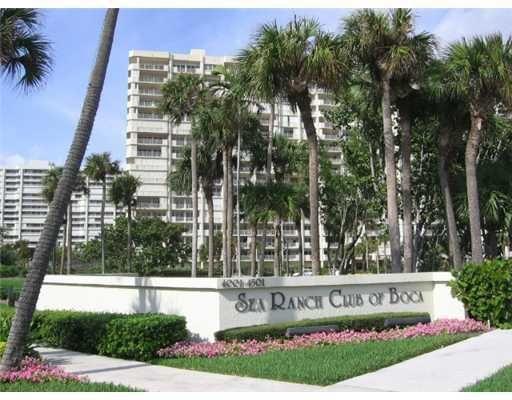 4201 N Ocean Boulevard 307 Boca Raton, FL 33431