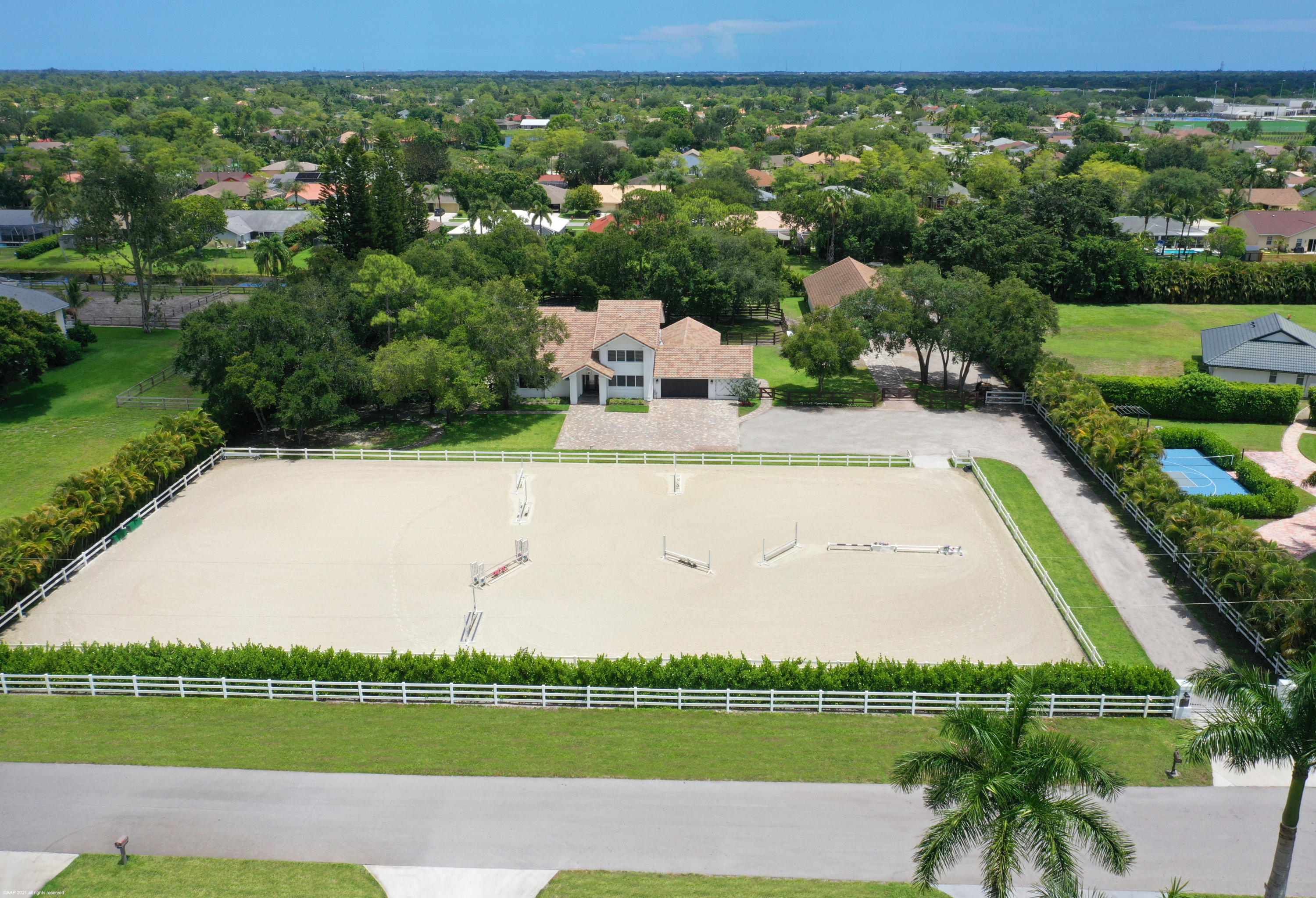 Home for sale in Paddock Park 2 Wellington Florida