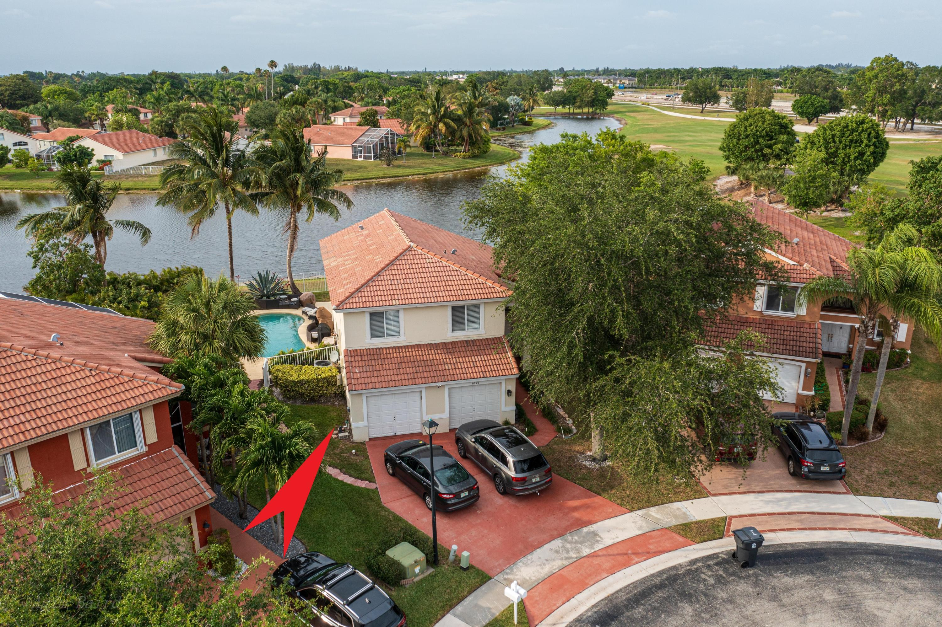 Home for sale in Lacuna - Atlantic National At Lacuna - The Greens Lake Worth Florida