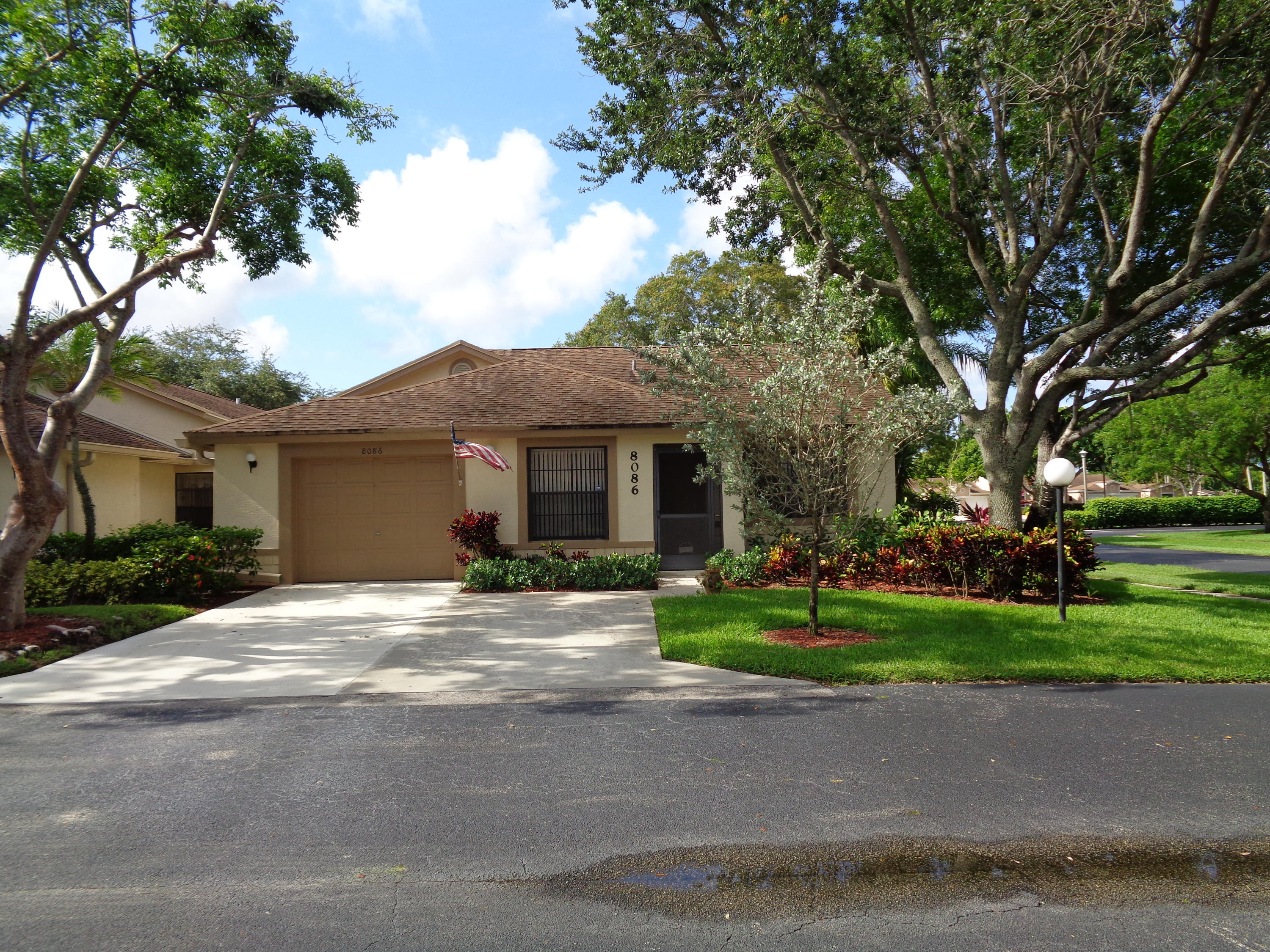 Home for sale in Whisper Walk Summerwinds Boca Raton Florida