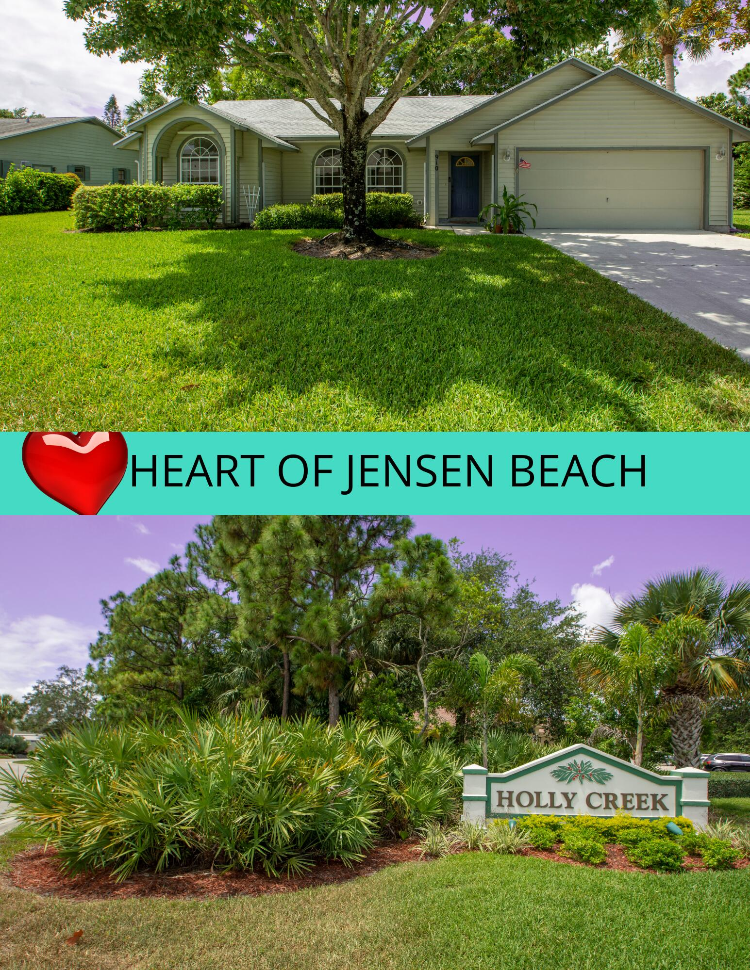 Home for sale in Holly Creek Jensen Beach Florida