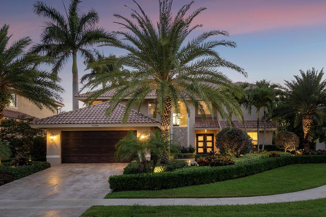 Home for sale in L'ermitage Of Boca Boca Raton Florida