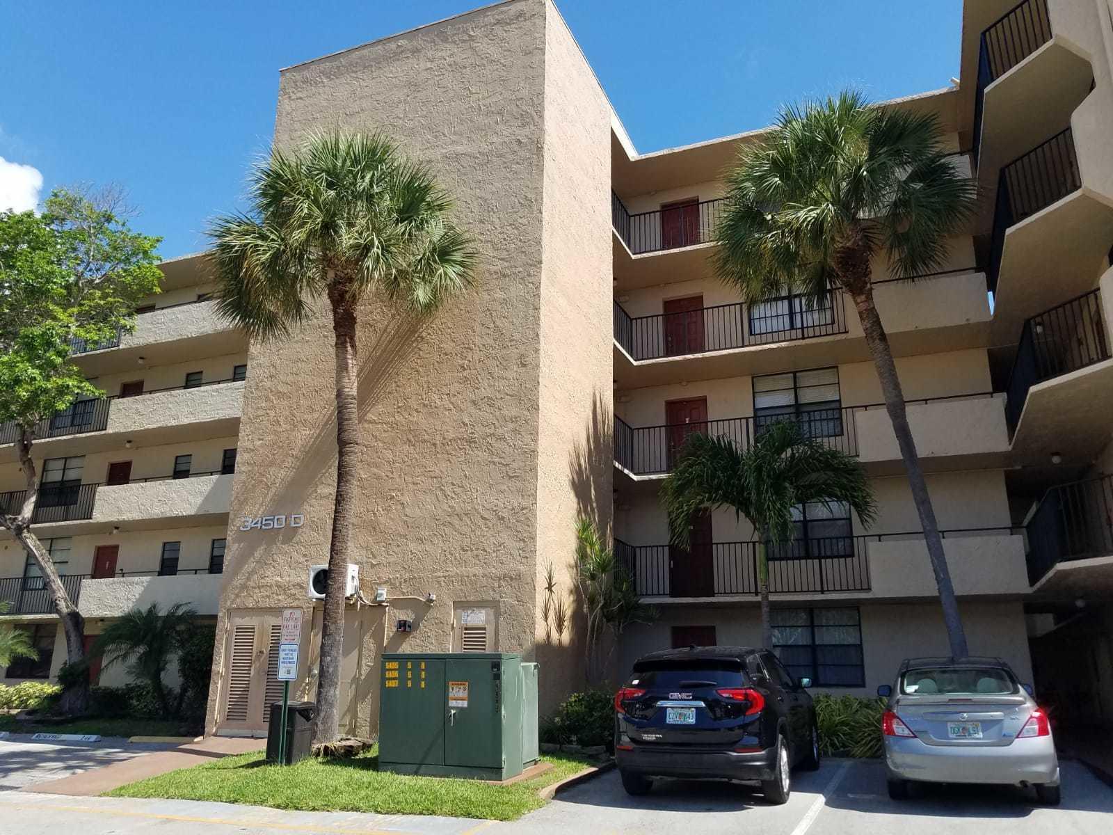 Home for sale in BLUE LAKE APTS CONDO Pompano Beach Florida