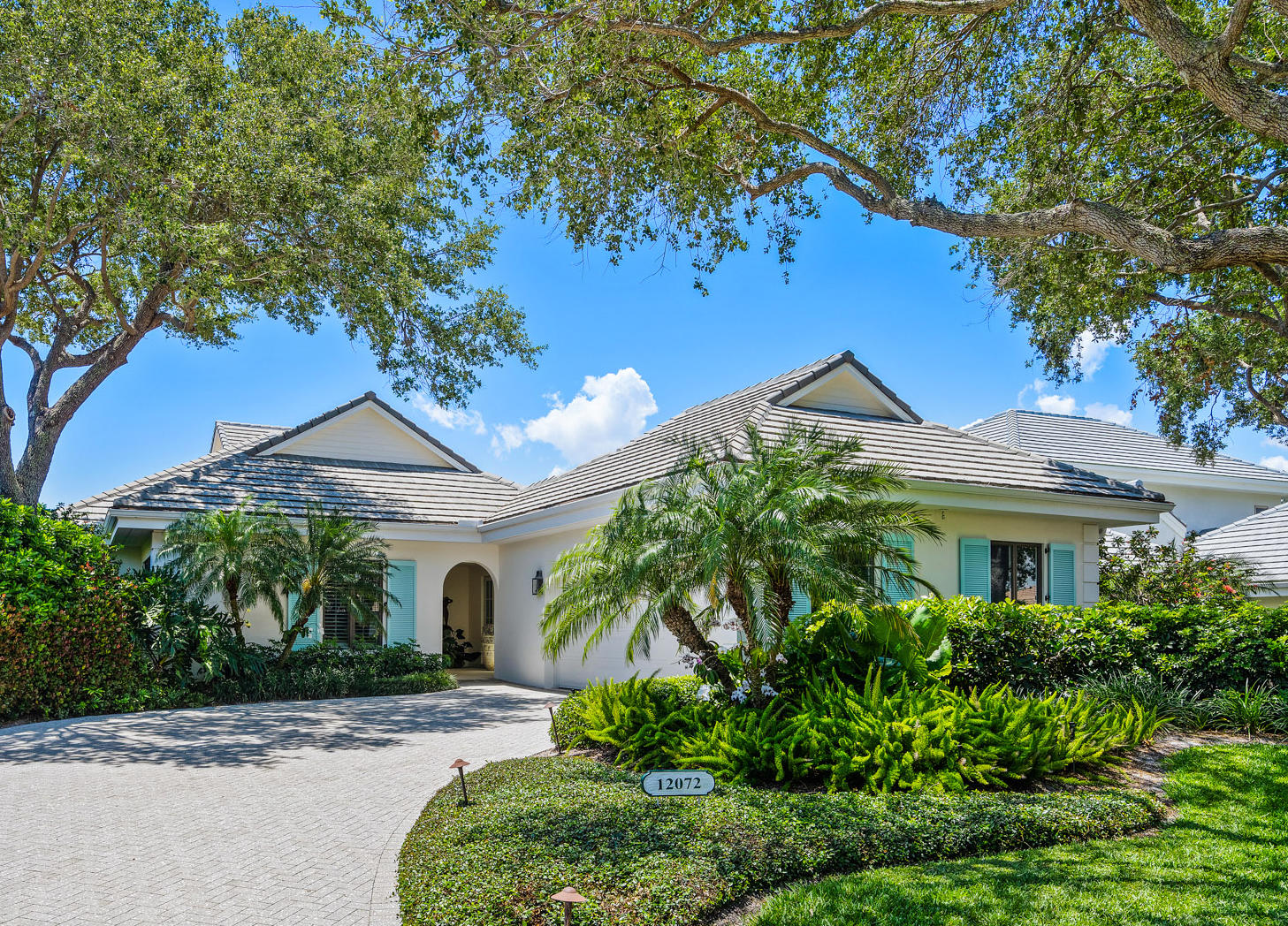 Home for sale in Jupiter Hills Village Tequesta Florida