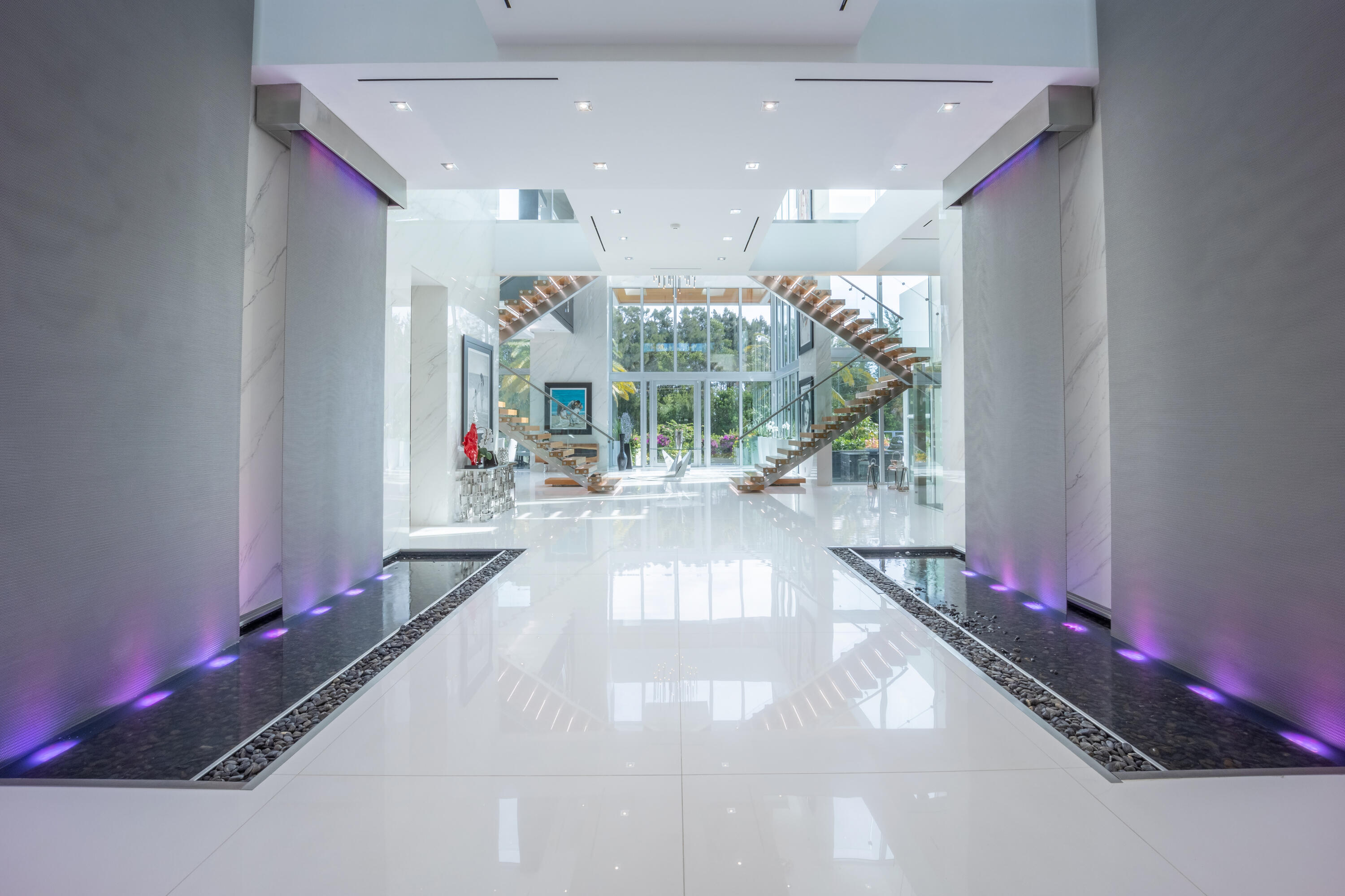 Interior Water Feature