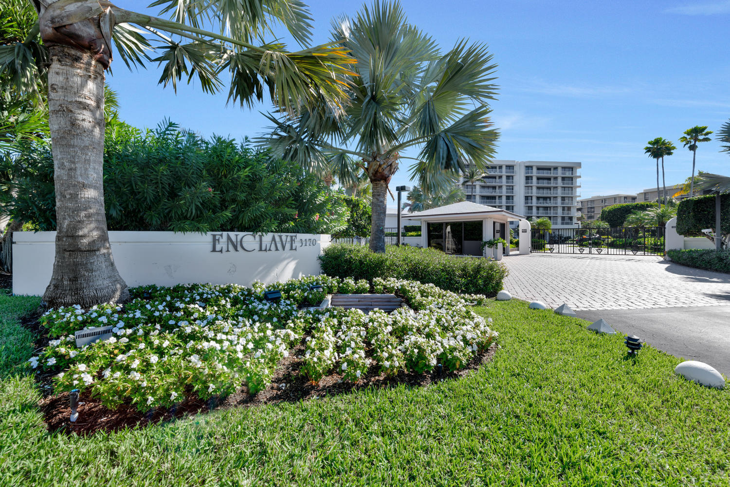 Home for sale in ENCLAVE OF PALM BEACH CONDO Palm Beach Florida