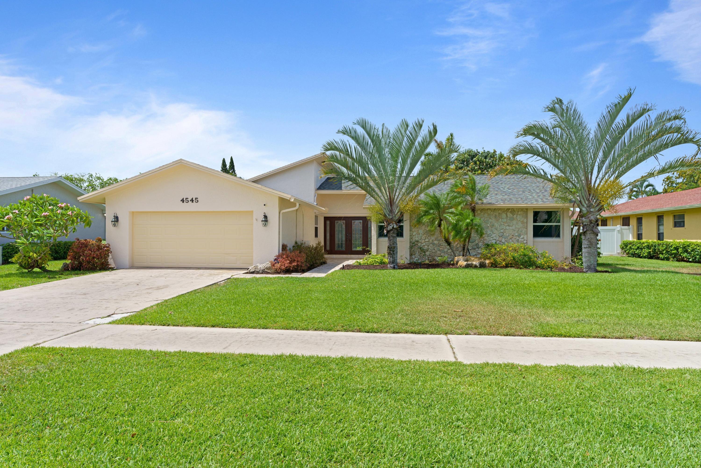4545 Brandywine Drive Boca Raton, FL 33487