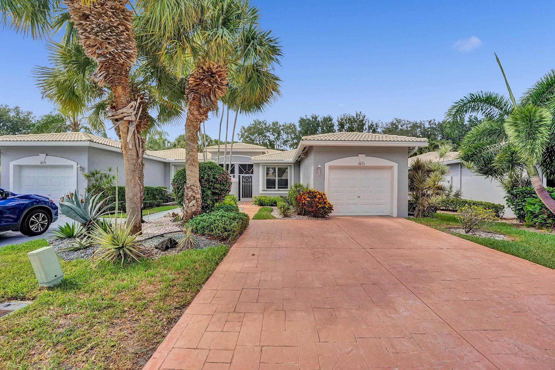 9875 Crescent View Drive Boynton Beach, FL 33437