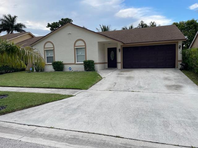 5616 Priscilla Lane Lake Worth, FL 33463