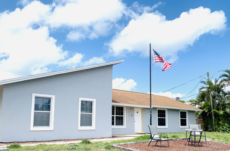 Home for sale in TROPIC VISTA REPLAT BLK A Tequesta Florida