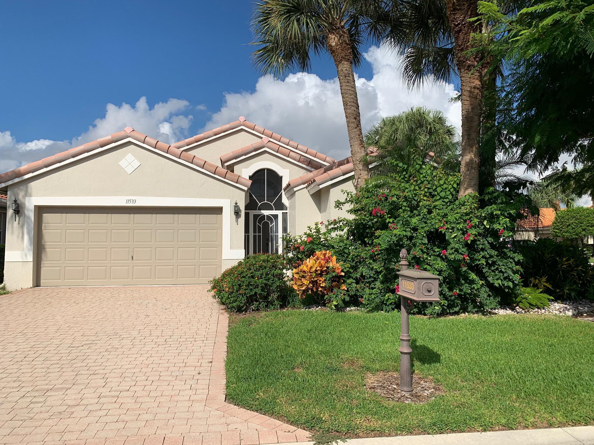 11533 Alana Terrace Boynton Beach, FL 33437