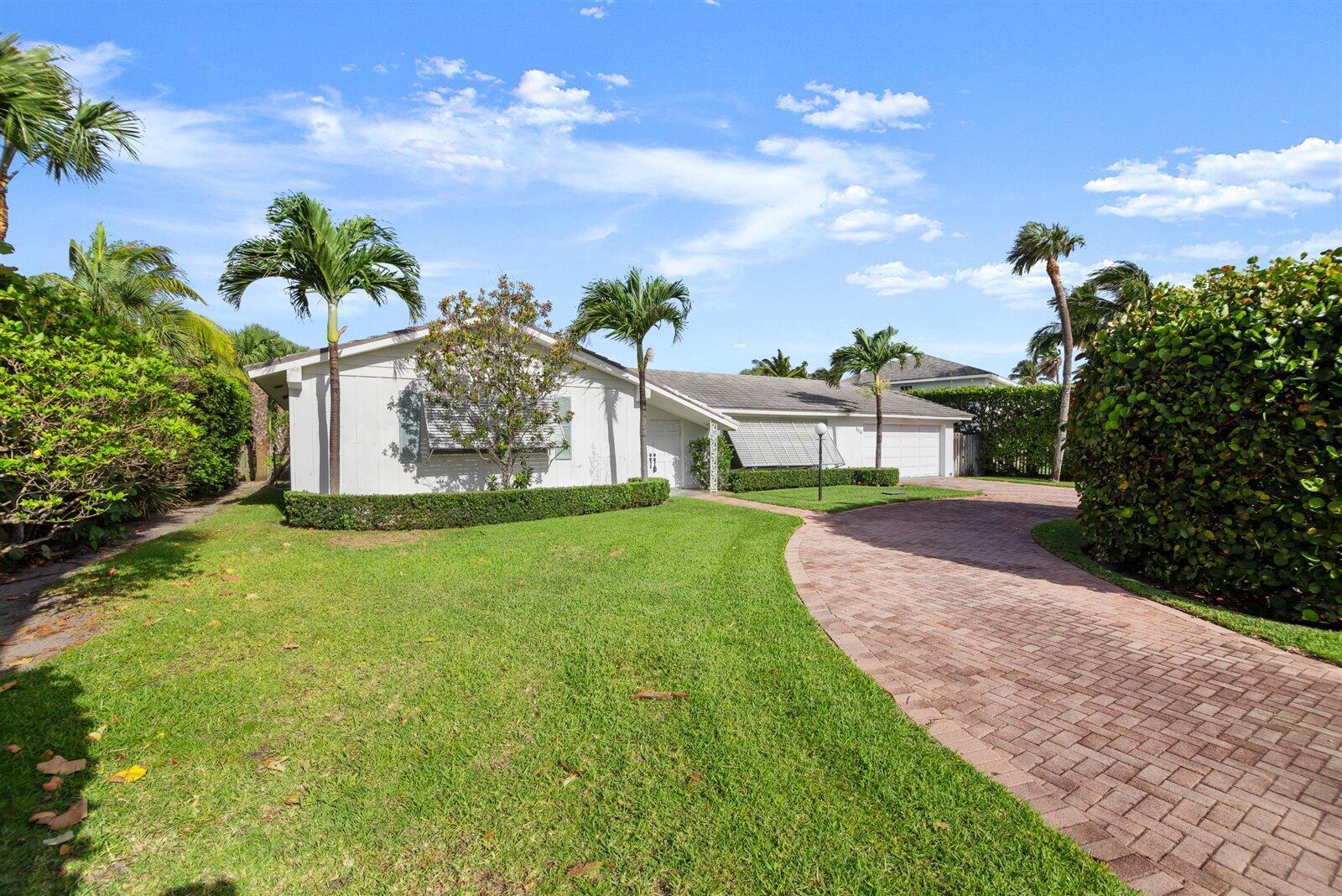 Home for sale in Jupiter Inlet Colony Jupiter Florida